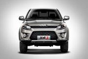 江铃 域虎3 2018款 豪华版 2.5T柴油 125马力 四驱 长轴距双排皮卡