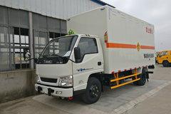 江铃 顺达宽体 116马力 4X2 4.24米易燃气体厢式运输车(JMT5060XRQXGA2)