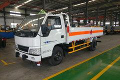 江铃 顺达宽体 116马力 4.215米气瓶运输车(JMT5040TQPXG2)