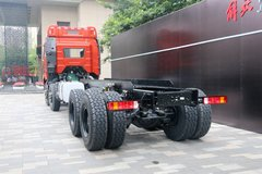 一汽解放 新J6P重卡 500马力 8X4 8.5米自卸车(CA3310P66K24L7T4AE5) 卡车图片