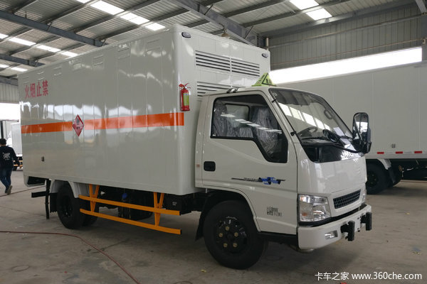 顺达窄体爆破器材运输车北京市火热促销中 让利高达0.1万