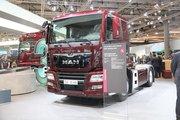 曼 TGS  400马力 4X2 牵引车