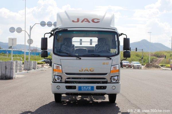 旺季优惠0.5万长沙帅铃Q6载货车促销中
