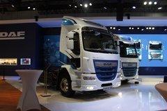 达夫 LF系列重卡  4X2载货车底盘