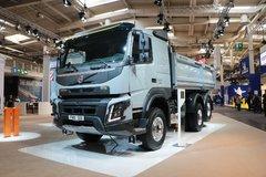 沃尔沃FMX 500马力 6X2R自卸车
