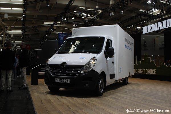 充电6小时仅支持120公里续航!新款雷诺MasterZE厢式货车能干啥?