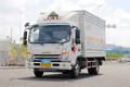 江淮 帅铃H 130马力 4X2 4.08米单排气瓶运输车(HFC5043TQPXVZ)图片