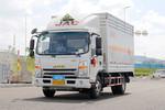 江淮帅铃中卡 130马力 4X2 4.08米单排气瓶运输车(HFC5043TQPXVZ)图片