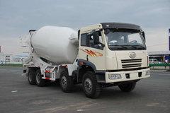 解放 奥威(J5P) 320马力 8X4 混凝土搅拌车(CA5312GJBP2K2T4E)