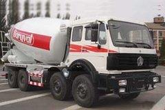 北奔重卡 375马力 8X4 混凝土搅拌车(ND5314GJBZ)