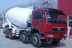 解放 新大威 375马力 8X4 混凝土搅拌车(CA5310GJBP2K2L2T4E80)
