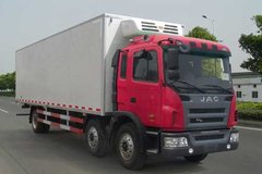 江淮 格尔发 200马力 6X2 冷藏车(HFC5255XLCK2R1LT) 卡车图片