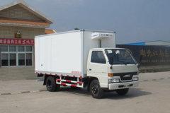 江铃 顺达 116马力 4X2 冷藏车(江特牌)(JDF5060XLCJ)