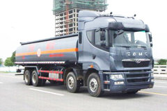 华菱 华菱之星 270马力 8X4 加油车(HN5310P29D6M3GJY)