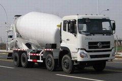 东风 天龙 340马力 8X4 混凝土搅拌车(DFL5310GJBAXA)