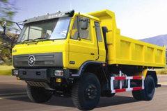 江铃重汽 远威中卡 215马力 4.35米自卸车(SXQ3150G)