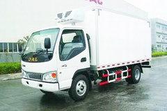 江淮 威铃 103马力 4X2 冷藏车(HFC5045XLCK103)