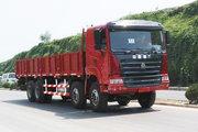 中国重汽 豪运重卡 336马力 8X4 栏板载货车(ZZ1315N4665C)