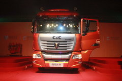联合卡车 U460重卡 460马力 6X4高端牵引车(SQR4260D6ZT4) 卡车图片