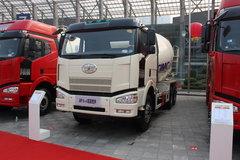 一汽解放 J6P 350马力 6X4 混凝土搅拌车(CA5250GJBP66K2L2T1E)