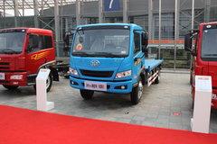 解放 骏威(J5K)中卡 140马力 4X2 栏板载货车(轻量化)(CA1123P9K2L4AE) 卡车图片