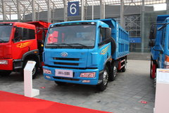 青岛解放 悍威(J5M)重卡 240马力 6X2 6米自卸车(CA3160P1K2T3EA80) 卡车图片