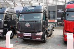 解放 J6P重卡 350马力 6X4 牵引车(CA4250P66K2T1AE)