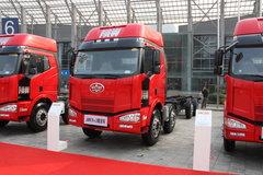 解放 J6M重卡 260马力 8X2 栏板载货车(CA5310CLXYP63K1L6T10A3E) 卡车图片