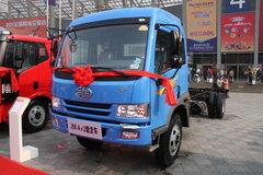 解放 骏威(J5K)中卡 140马力 4X2 栏板载货车(CA1163P9K2L4A3E) 卡车图片