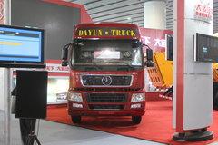 大运 375马力 6X4 牵引车(高顶)(CGC4251PB32WPD3B) 卡车图片