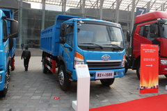 青岛解放 赛龙中卡 180马力 4X2 4.5米自卸车(CA3071P9K2AE)