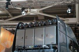 沃尔沃FH16牵引车外观                                                图片