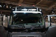 沃尔沃 FH16重卡 750马力 8X4自动挡牵引车 卡车图片