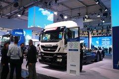 依维柯 Stralis 重卡 400马力 6X2 CNG载货车底盘(AT260S40Y/PS CNG) 卡车图片