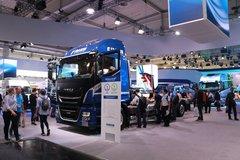 依维柯 Stralis 重卡 460马力 6X2 LNG载货车底盘(AT260S46Y/FS-CM NP) 卡车图片