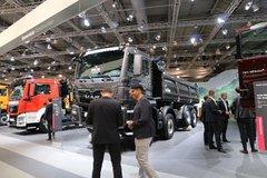 曼(MAN) TGS系列重卡 460马力 8X6自卸车(TGS35.460) 卡车图片