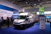 依维柯 新DAILY 136马力 单排封闭厢式货车(35SI4NA8 V)