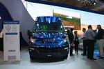 依维柯 新DAILY VAN 136马力 单排封闭厢式货车(35SI4NA8 V)