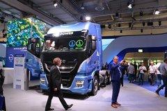 依维柯 New Stralis 重卡 460马力 6X2 LNG牵引车(AS440S46TX) 卡车图片
