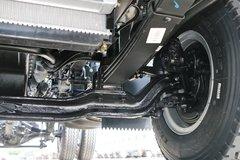 解放 J6F 焕新款 150马力 4.21米单排仓栅式轻卡底盘(CA5046CCYP40K2L1E5A84-1) 卡车图片