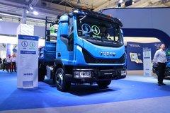 依维柯 EuroCargo中卡 204马力 4X2 CNG自卸车(ML120EL21/P) 卡车图片