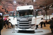 斯堪尼亚 新G系列重卡 410马力 4X2牵引车(型号G410 A4X2NA)