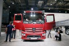 奔驰 新Actros 6X2冷藏车(型号2540L) 卡车图片