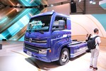 大众 e-Delivery 4X2电动卡车