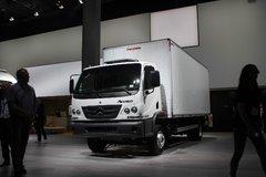 奔驰 Accelo 4X2厢式载货车(型号1016) 卡车图片
