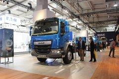 达夫 LF系列重卡 295马力 4X2载货车底盘(LF290FA) 卡车图片