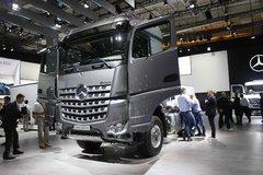 奔驰 新Arocs重卡 510马力 4X2牵引车(型号1851 LS) 卡车图片