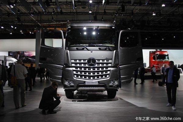 奔驰卡车中国市场销售再破纪录2019年还会涨吗?