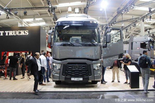 雷诺 T460重卡 460马力 6X2 牵引车(型号T460)