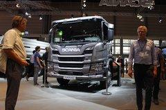 斯堪尼亚 P系列重卡 280马力 4X2载货车(型号P280 B4X2NA) 卡车图片